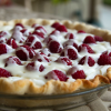 Thumbnail image for Fuji Nana's White Chocolate, Orange, & Raspberry Pie