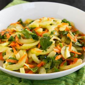 Thumbnail image for Tanzanian Cucumber Salad (Kachumbari Ya Matango) — A Taste of Tanzania