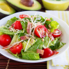 Thumbnail image for BLT Salad with Avocado Dressing