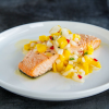 Thumbnail image for Baked Salmon with Mango Ceviche