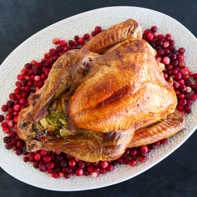 Thumbnail image for Lemon and Fennel Roast Turkey