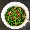 Thumbnail image for Sesame Green Beans with Bacon and Chestnuts + 6 more Thanksgiving Recipes & A Giveaway!