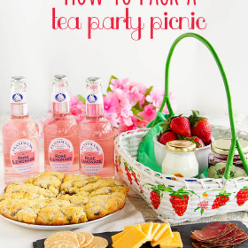 Thumbnail image for How to Pack a Tea Party Picnic