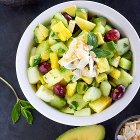 Thumbnail image for Asian Fruit Salad with California Avocados