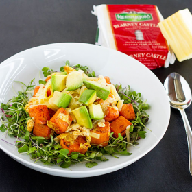 Thumbnail image for Cheesy Sweet Potato Breakfast Bowl