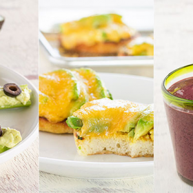 Thumbnail image for 3 California Avocado After-School Snacks