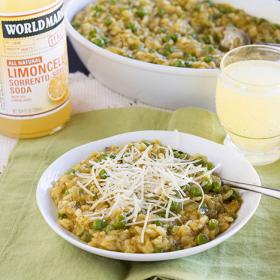 Thumbnail image for Italian Style Rice & Peas (Risi e Bisi)
