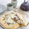 Thumbnail image for Free-Form French Onion Tart | Dinner Pies Cookbook