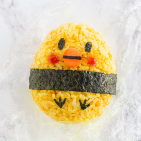 Thumbnail image for Easter Bento — Happy Spring!!