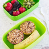 Thumbnail image for Baked Granola Oatmeal Cups, Happy New School Year!