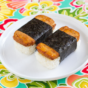 "Thumbnail image for Tofu ""Spam"" Musubi"