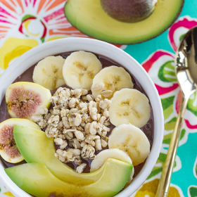 Thumbnail image for California Avocado Acai Bowl