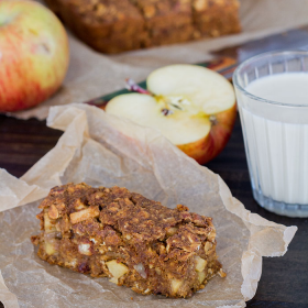 Thumbnail image for Apple Oat Bars