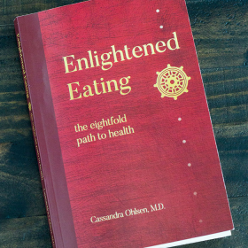 Thumbnail image for Enlightened Eating by Dr. Cassandra Ohlsen + My own health journey