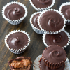 Thumbnail image for Dark Chocolate Raspberry Almond Butter Cups