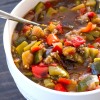 Thumbnail image for Instant Pot Ratatouille and a Vegan French Feast