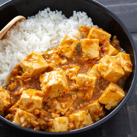 Thumbnail image for Vegan Mapo Tofu