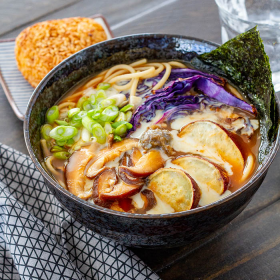 Thumbnail image for Roasted Root Vegetable Ramen