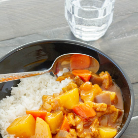 Thumbnail image for Vegan Japanese Curry Rice + 12 Year Blogiversary