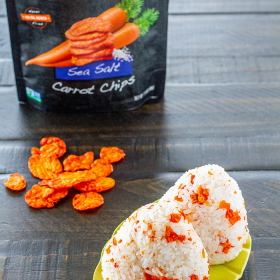 Thumbnail image for Carrot Chip Onigiri