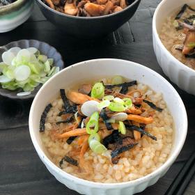 Thumbnail image for Mushroom Ochazuke (Tea and Rice)