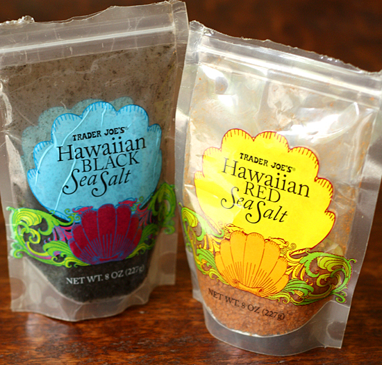 Trader Joe's Hawaiian Sea Salts