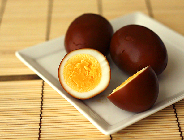 Shoyu Tamago–Japanese Soy Sauce Eggs — La Fuji Mama