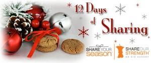 12 Days of Sharing