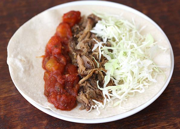 Kalua Pig Taco