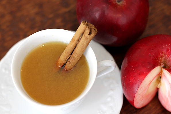 Simple Spiced Apple Cider