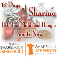 Thumbnail image for Helping to End Childhood Hunger With Cookies