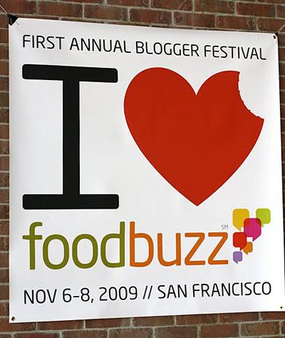 Foodbuzz Blogger Festival