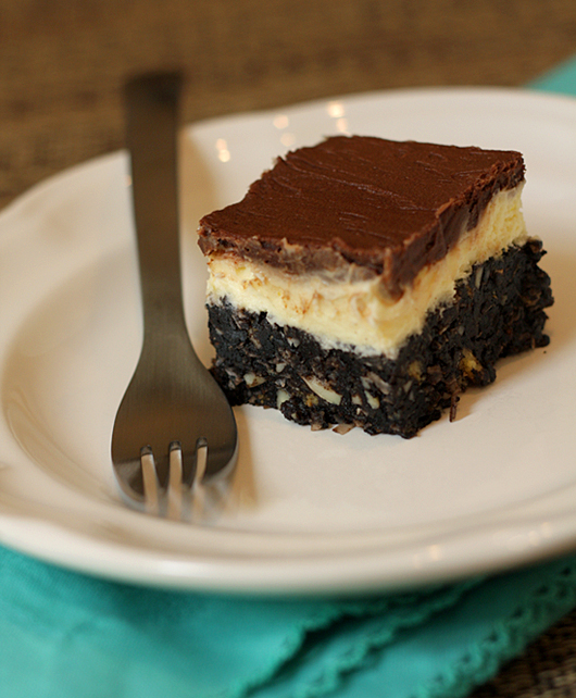 Nanaimo Bars: The Daring Bakers Go to Canada — La Fuji Mama
