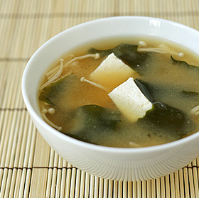 Thumbnail image for How To Make Basic Tofu & Wakame Miso Soup