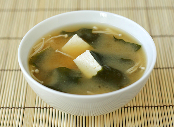 How To Make Basic Tofu & Wakame Miso Soup — La Fuji Mama