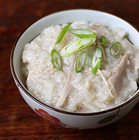 Thumbnail image for Tori Zosui—Japanese Rice & Chicken Porridge