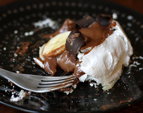 Delicious Nutella Mess