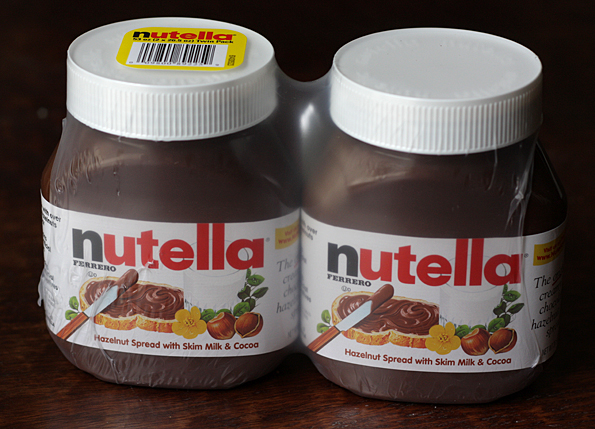 Double the Nutella, Double the Fun