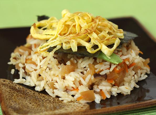 Noriko's Chirashi Sushi
