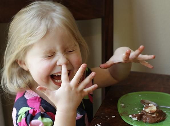 Nutella = Joy