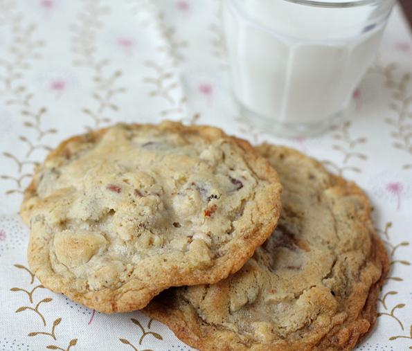Compost Cookies Closeup