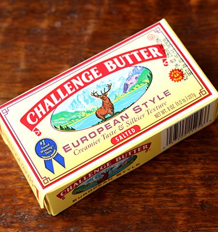 European Challenge Butter