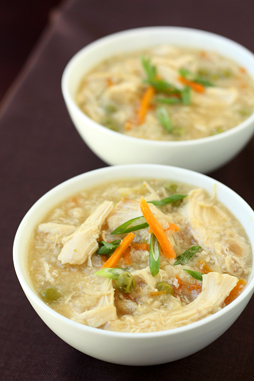 Slow Cooker Chicken Gohan Stew