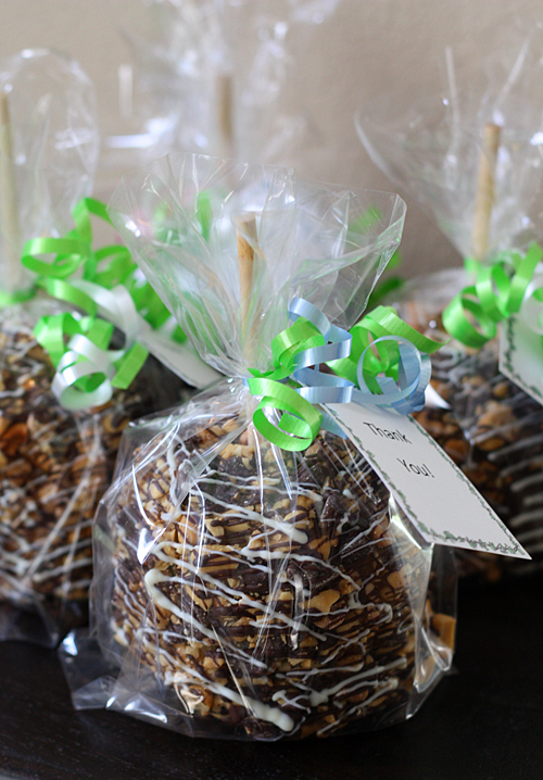 Amazing Caramel Apples