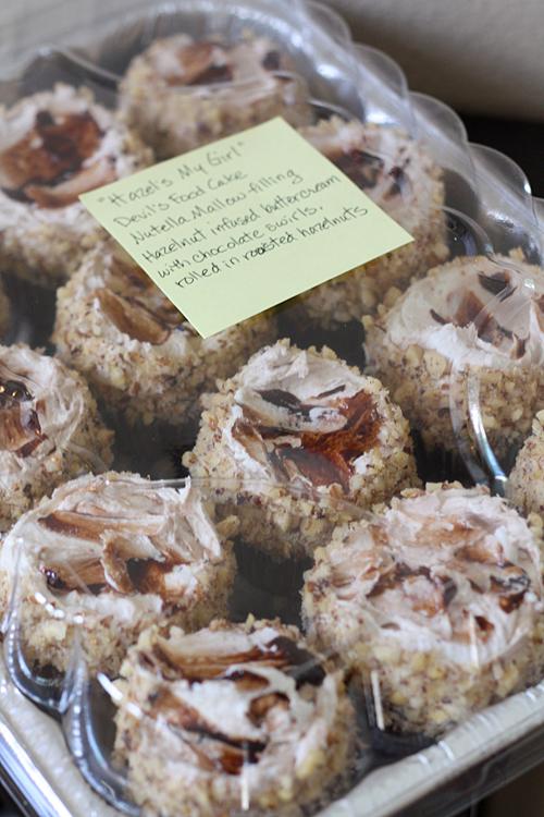 Hazel's My Girl Cupcakes