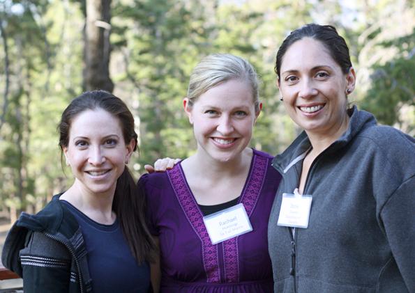 Marla, Rachael, and Josie