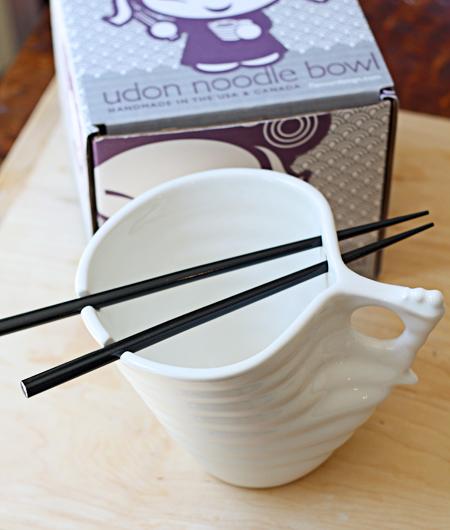 Flavour Design Udon Noodle Bowl