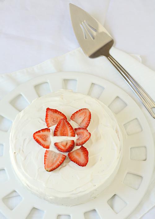 Japanese Strawberry Shortcake — La Fuji Mama