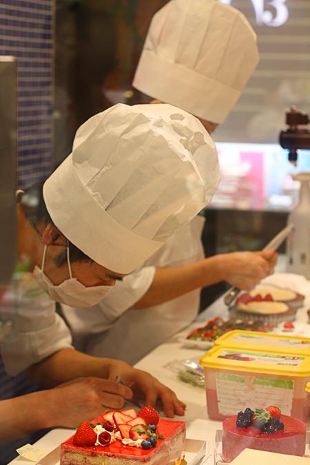 Pastry Chefs in Tokyo