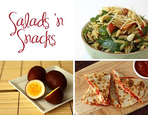 Salads n Snacks Bites